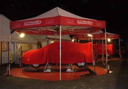 Cancelada la 1ª etapa del Rally de Argentina
