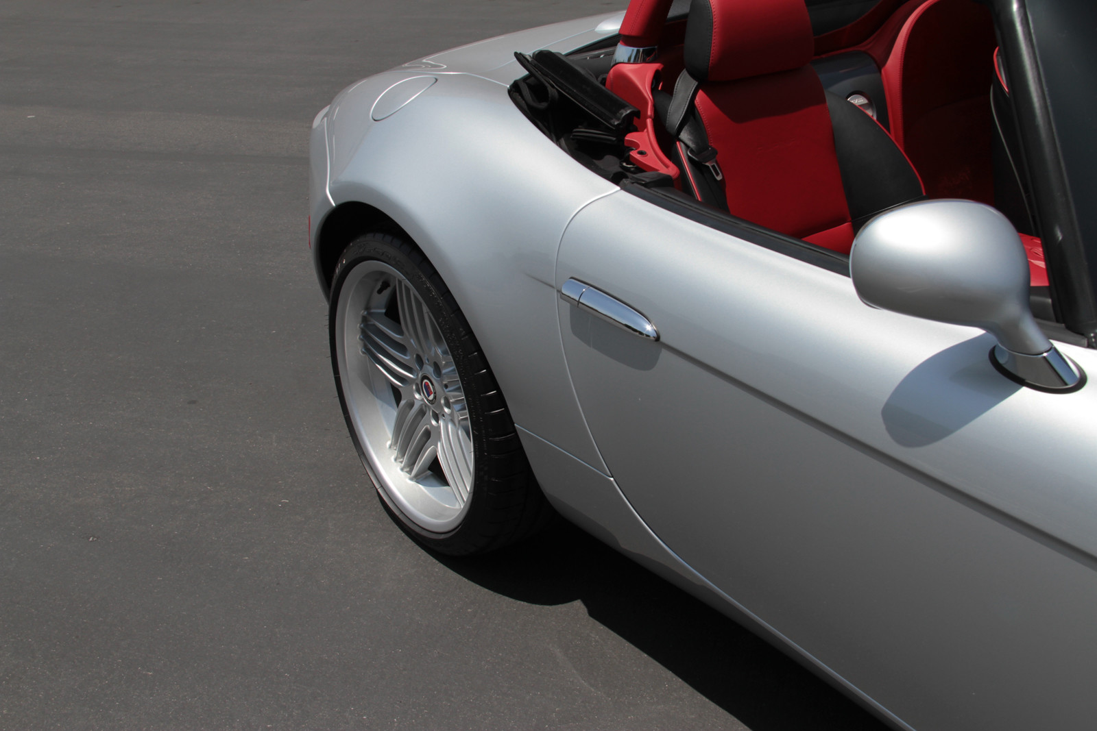Foto de BMW Z8 Alpina (subasta) (31/38)