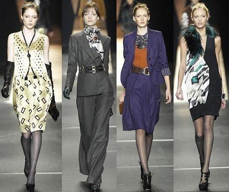 Etro en la Semana de la Moda de Milán Otoño/Invierno 2007/08
