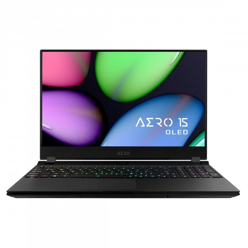 "Gigabyte AERO 15 OLED XB-8ES51B0SP Intel Core i7-10875H/16GB/512GB SSD/RTX 2070 SUPER/15.6"""