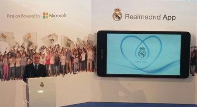 Así es la nueva aplicación oficial del Real Madrid