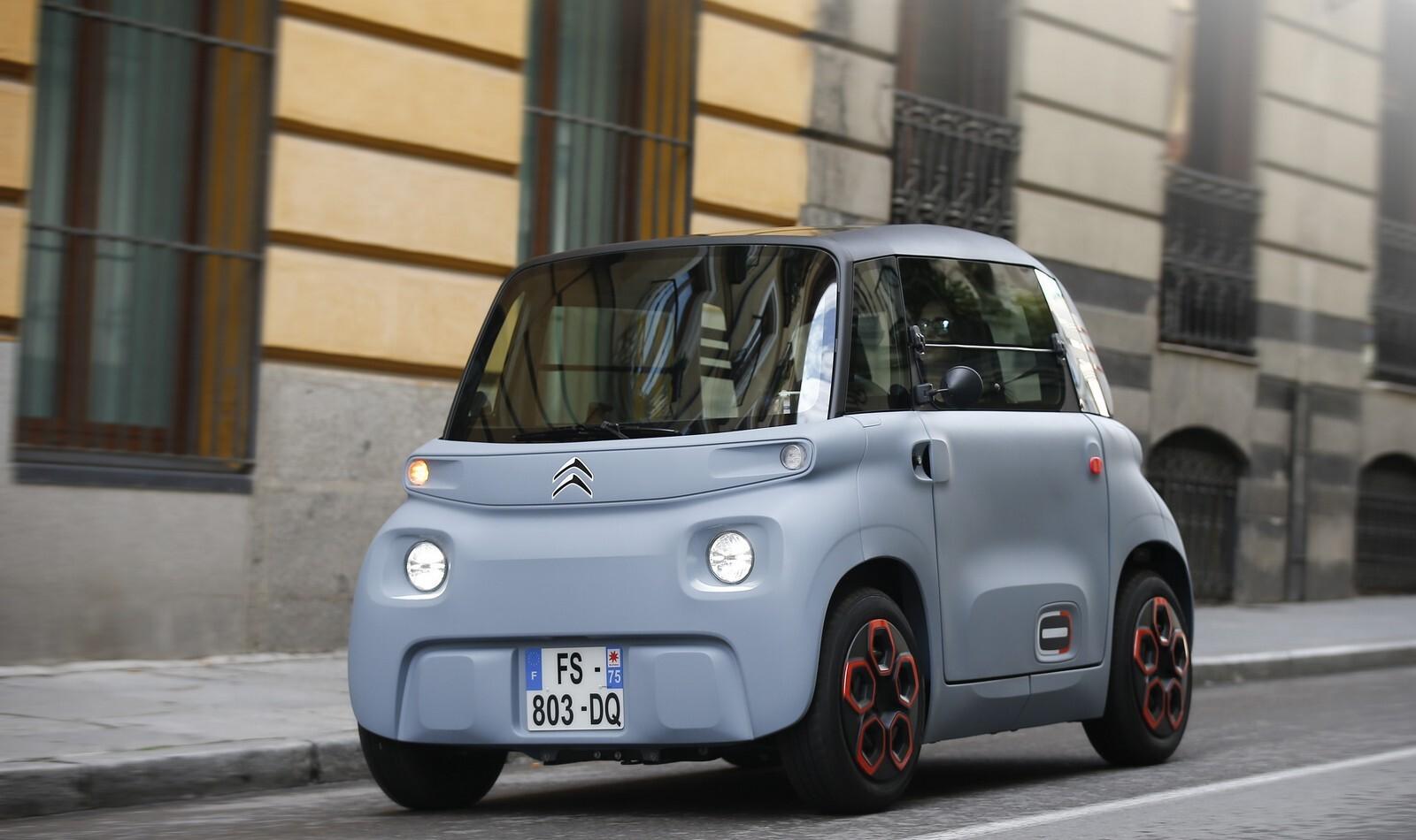 Foto de Citroën Ami 2020 (3/32)
