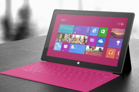 Microsoft prepara sus Surface Pro 2 y Surface 2: más batería, teclado Power Cover