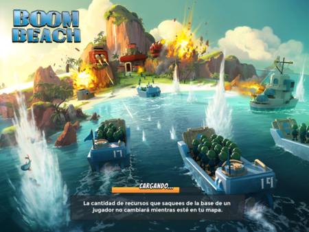 Desembarcos freemium en tu bolsillo: nuestras impresiones de Boom Beach