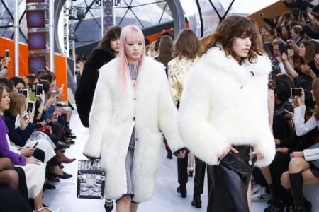 El chic francés regresa de la mano de Louis Vuitton en la colección de otoño-invierno 2015/2016
