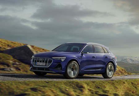 El SUV eléctrico Audi e-tron exprime su mecánica para mejorar la autonomía y alcanza ahora los 436 km