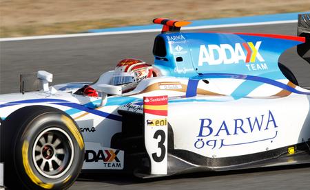 Dani Clos correrá con Addax en Bahréin