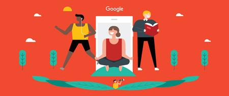 'Get Fit With Google', el reto con el que Google Fit quiere ayudarte a ponerte en forma en enero