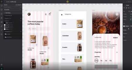 PenPot, un 'Google Docs' del diseño vectorial y de interfaces (y, además, de código abierto)