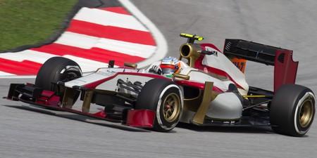 Karthikeyan Malasia F1 2012