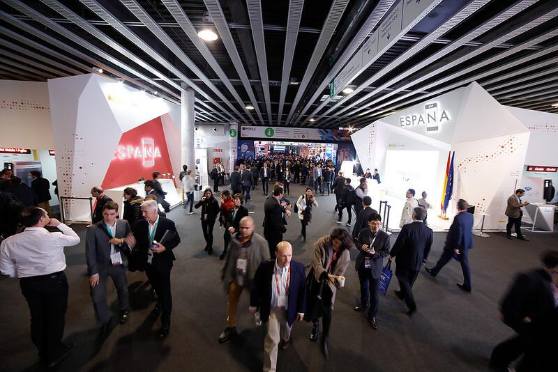 El Pabellón España del MWC se queda con menos de la mitad de empresas: de 56 expositores en 2019 a 26 en 2021