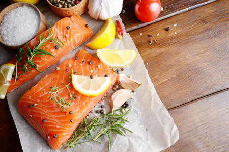 Salmon Y Pescados Grasos: fuente de ácidos grasos Omega-3