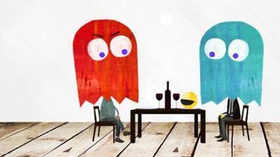 Abren restaurante temático de Pac-man y es... increíble