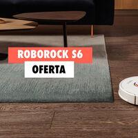 Este robot aspirador Roborock con guiado láser también friega tu casa y se maneja desde el móvil: llévatelo a su precio mínimo en Amazon