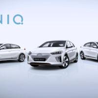 Conoce el tridente ecológico de Hyundai, la gama IONIQ