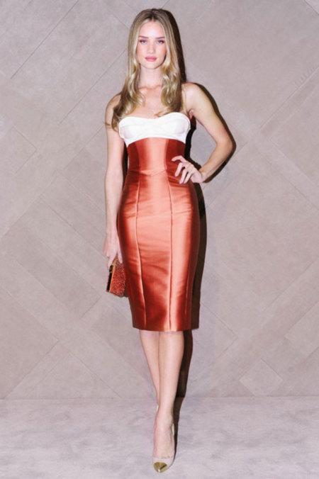 Varias celebrities se rinden a los encantos de la colección Primavera-verano 2013 de Burberry