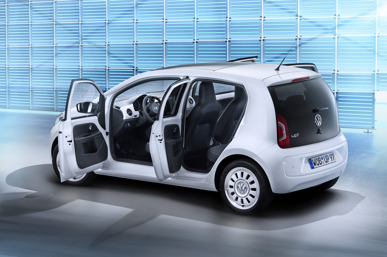 Foto de Volkswagen Up! (74/75)
