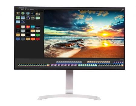 LG presenta el monitor LG 32UD99 apostando por el soporte para el contenido en HDR con resolución 4K