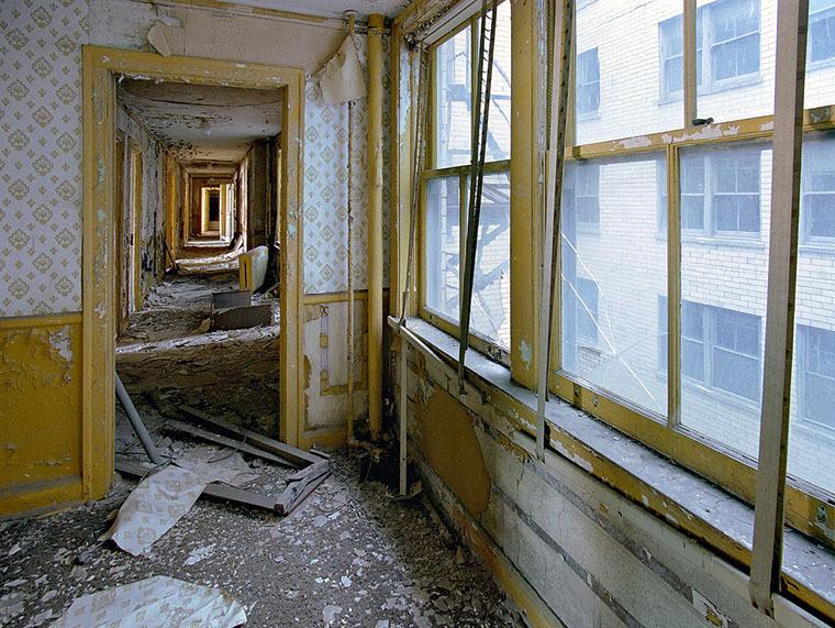 Foto de Las ruinas de Detroit (6/14)