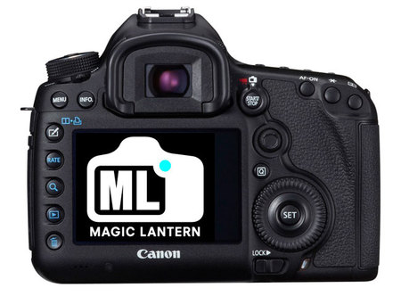 Magic Lantern, el firmware no oficial para cámaras Canon llega en versión alfa para la Canon EOS 5D Mark III