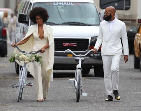 Solange Boda Bicicleta
