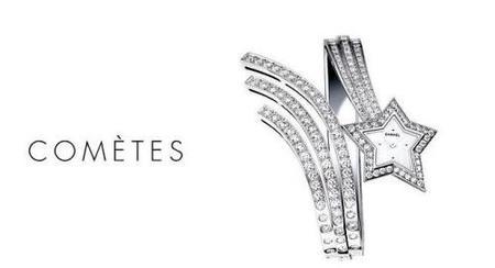 Joyas Chanel con historia (III): colección Comète