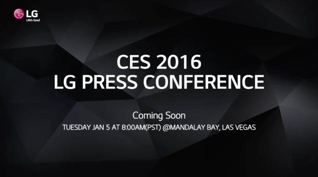 LG en el CES 2016, síguelo con nosotros en directo [Finalizado]