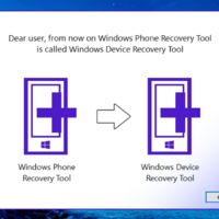 Windows Phone Recovery Tool cambia de nombre y ya permite restaurar equipos HTC 8X