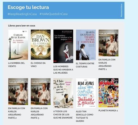 Quédate En Casa Más De 100 Libros Electrónicos Gratis Para Que Los Adolescentes Y Jóvenes Lean Durante La Cuarentena