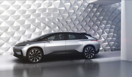Faraday Future Ff91 1