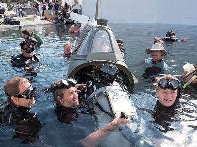Nolan quiso rodar 'Dunkerque' sin guion porque ya domina los diálogos; su mujer le convenció de lo contrario