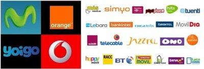 Operadores de cable actualizan las tarifas planas de sus OMVs. Comparativa con el resto de operadores