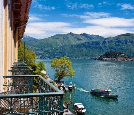 8 hoteles para disfrutar al máximo del Lago Como