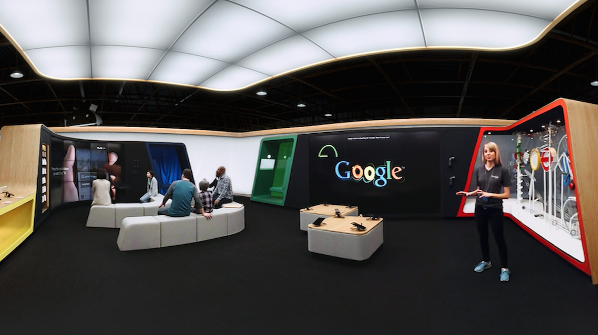 Foto de Google Shop VR (4/6)