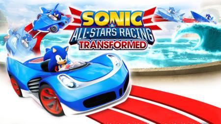Sega hace gratuito el juego Sonic Racing Transformed