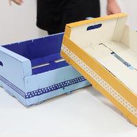 Hazlo tú mismo: ¿Reinventamos una caja de fruta?