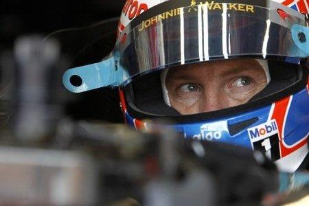 La rotura de motor de Jenson Button en Mónaco fue por olvidar destapar un conducto de refrigeración
