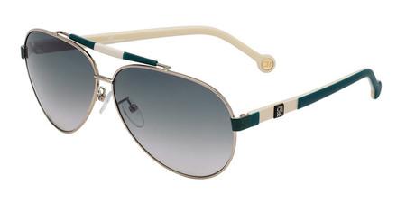 989331bb51 Las gafas tendencia aviador de Carolina Herrera, para un toque glamour  fresco y moderno