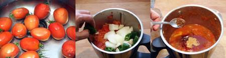 elaboración ketchup casero