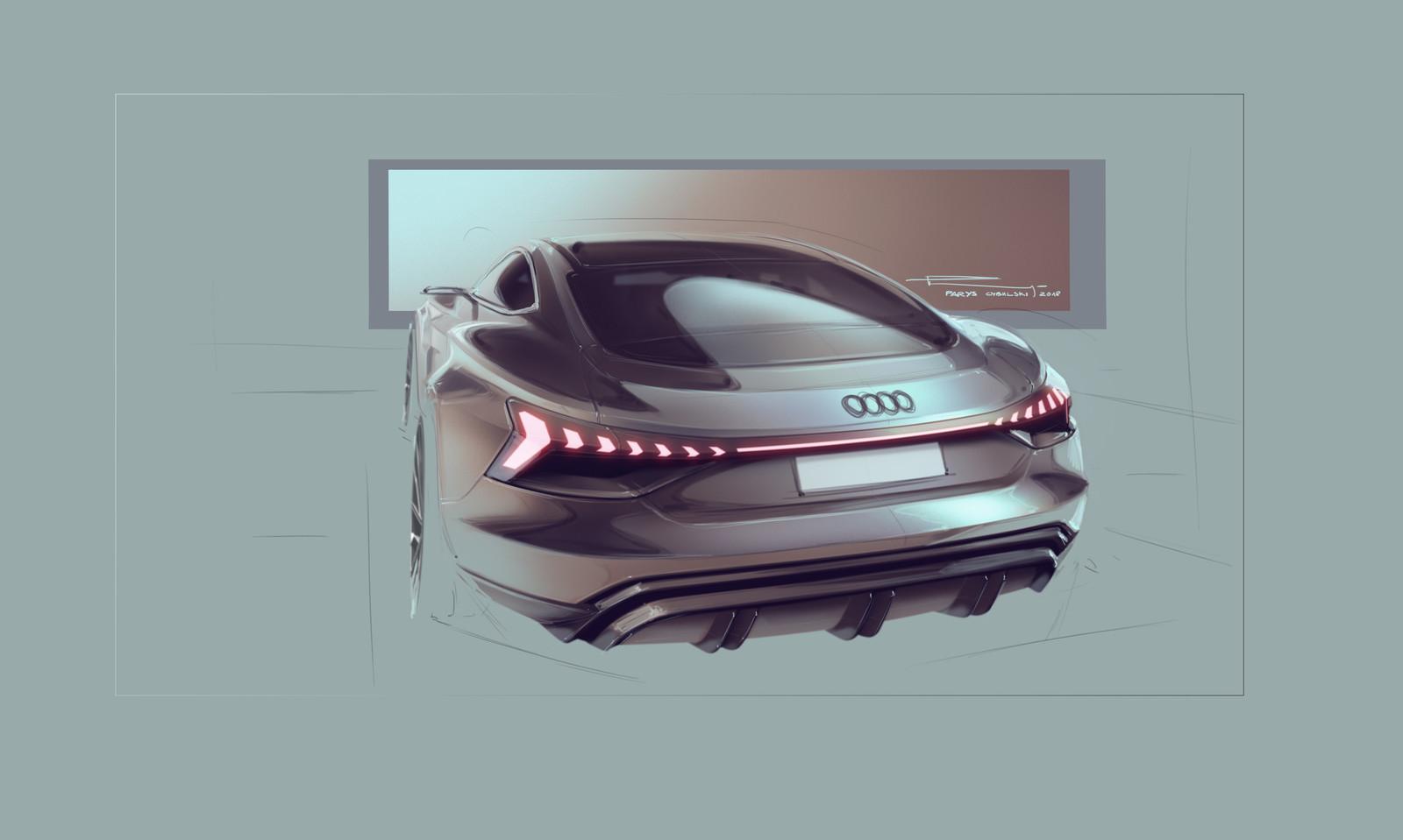 Foto de Audi e-tron GT concept 2018 (19/55)