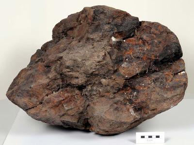 El meteorito más antiguo del Reino Unido, en una tumba druida