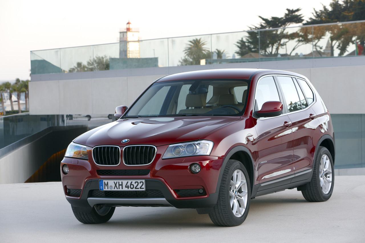 Foto de BMW X3 2011 (18/128)