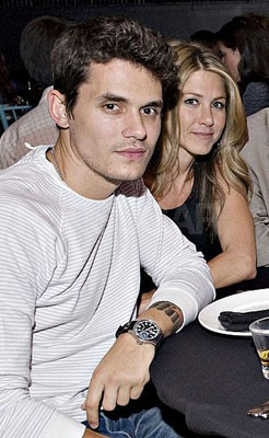 Jennifer Aniston y John Mayer podrían haber roto