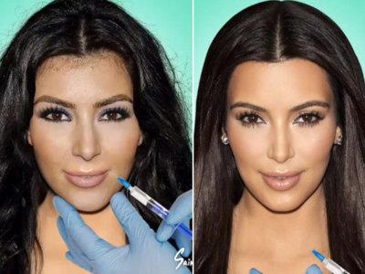La metamorfosis de las hermanas Kardashian, ¿alguien se cree que es solo contouring?