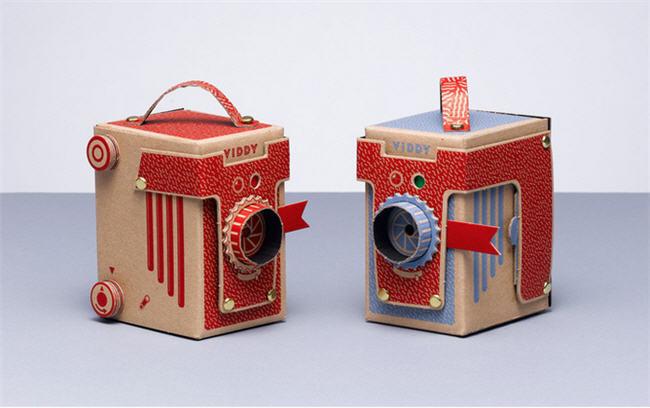 VIDDY es la cámara de fotos estenopeica que puedes hacerte tú mismo en 30 minutos