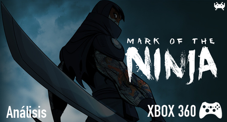 'Mark of the Ninja' para Xbox 360: análisis