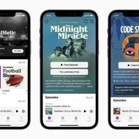 Apple Podcasts Subscriptions: las suscripciones individuales de pago al estilo de la App Store llegan a los podcast