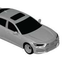 ¡Filtrado! El Acura TLX 2021 se transformará en un sedán muy seductor
