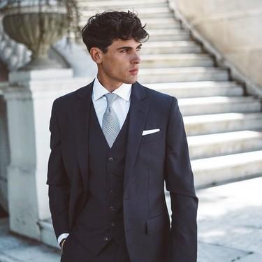 Daniel Illescas da con el look perfecto para la boda de Maria Pombo y Pablo Castellano
