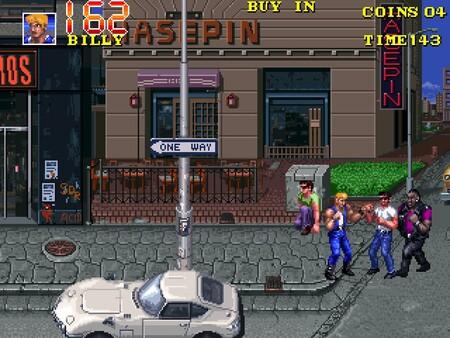 Double Dragon, Tumblepop, World Rally... El nuevo lote de cartuchos para Evercade toca la fibra sensible del jugón arcade